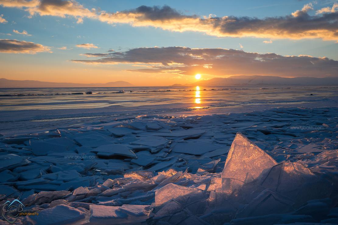 բնաշխարհ բնություն Գեղարքունիք լեռ լեռնաշխարհ լիճ լճեր հայաստան հայկական հայոց ճանապարհորդական սառած սառույց սար Սևան սևանա